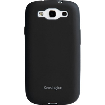 Soft Gel Case for Samsung Galaxy S III Black