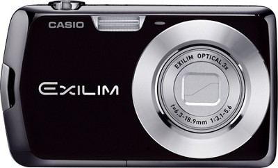 Exilim S5 10MP 2.7` LCD Digital Camera (Black)
