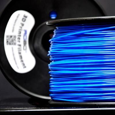 ABS Plastic 1 kg - Blue