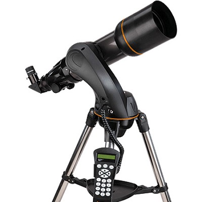 NexStar 102 SLT 4.0`/102mm Refractor Telescope Kit