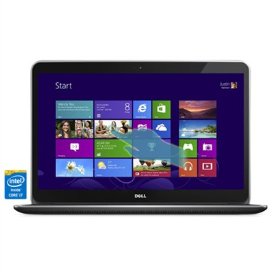 XPS 15 15.6` Touch QHD+ XPS15-6845sLV Notebook PC - OPEN BOX