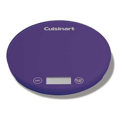 FS-1PR Digital Kitchen Scale - Purple