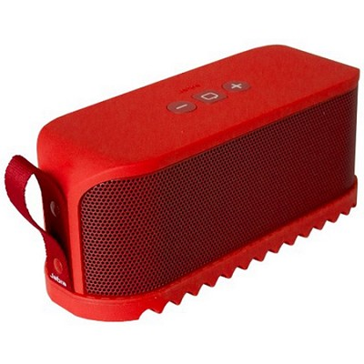 SOLEMATE Bluetooth Portable Speaker - Red