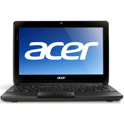 Aspire One AOD270-1410 10.1` Netbook (Black) - Intel Atom Proc. Dual-Core N2600