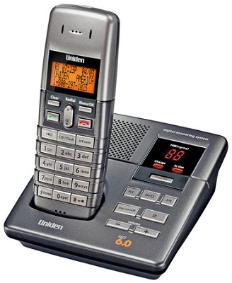 1080 DECT 6.0 Cordless Digital Answering System w/ Caller ID
