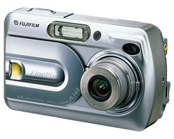 Finepix A340 Digital Camera