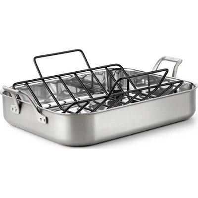 AcCuCore 16 inch Roaster with Rack