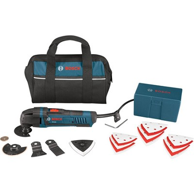 Multi-X 2.5 Amp Oscillating Tool Kit with Bag