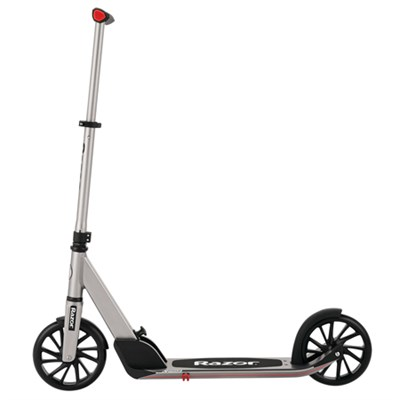 A5 DLX Scooter (Silver)