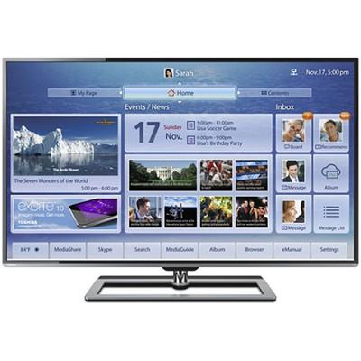 65 Inch 4K Ultra HD Ultra-Slim LED TV 3D ClearScan 240Hz Cloud TV (65L9300)