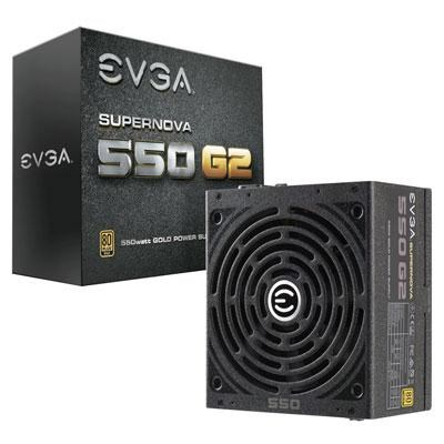 SuperNOVA 550 G2 Power Supply