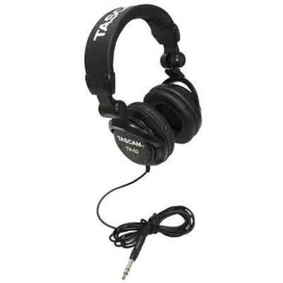 Closed-Back Professional Headphones (Black) - TH-02-B