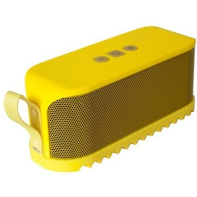 SOLEMATE Bluetooth Portable Speaker - Yellow
