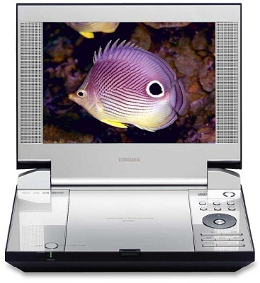 SDP-2800 - 9` Portable DVD Player