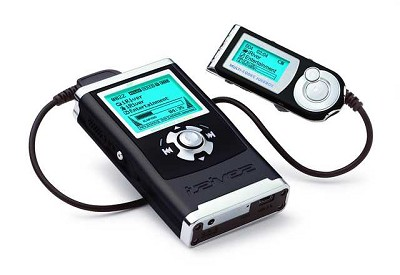 H-140 40GB MP3 Player