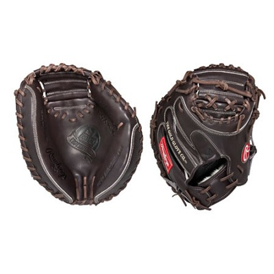 Pro Preferred Mocha 34 Inch Baseball Catcher's Mitt