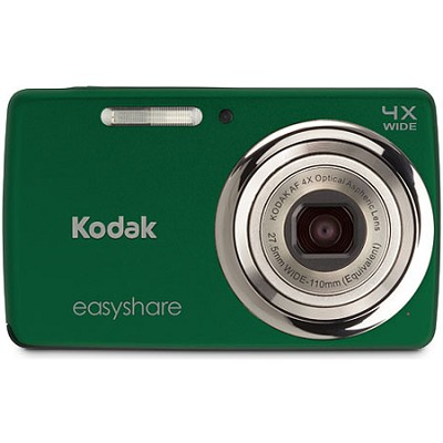 EasyShare M532 14MP Dark Green Digital Camera