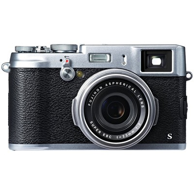 X100S 16 MP 2.8-Inch LCD Digital Camera