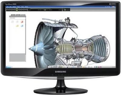 B2030 20-Inch Widescreen LCD Monitor - Glossy Black