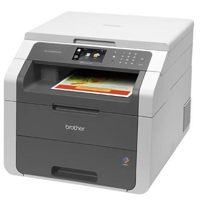 Digital Color Printer with Convenience Copying and Scanning - HL-3180CDW