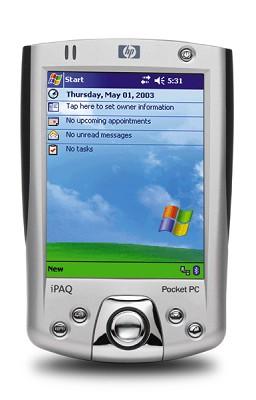 IPAQ H2215 Refurbished Pocket Pc