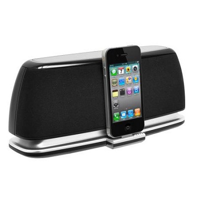 JiPS-200i Universal Docking Digital Music System for iPad, iPod and iPhone
