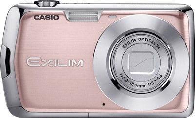 Exilim S5 10MP 2.7` LCD Digital Camera (Soft Pink)