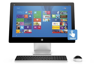 Pavilion 23-q030 23` AMD A10-8700P All-in-One Desktop PC