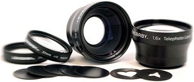 Lensbaby Accessory Kit - LBABUND
