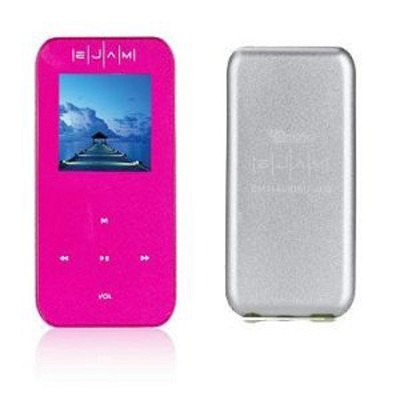 4GB Video Player w/ 1.5 Screen, Pink