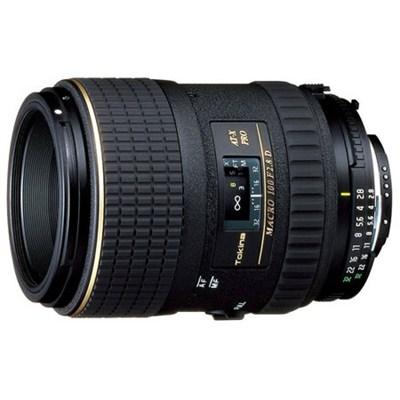 AT-X M100 AF PRO D 100mm f2.8 Macro Lens - OPEN BOX