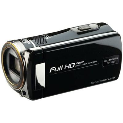 Cinema DV12HDZ-BK 1080p Full HD 10x Opt Zoom 3-Inch LCD - OPEN BOX