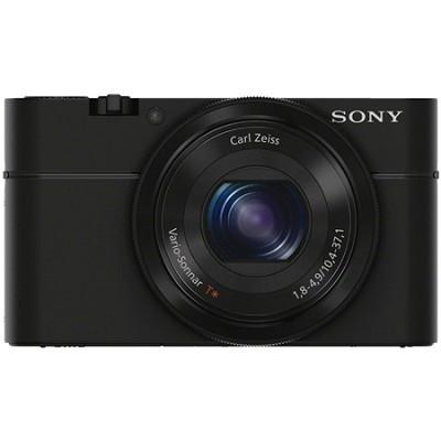 Cyber-Shot DSC-RX100 Digital Camera Refurbished 1 Year Warranty