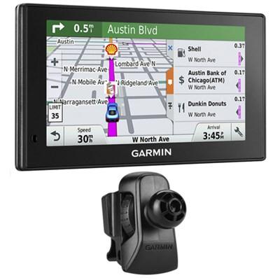 DriveSmart 70LMT GPS Navigator - 010-01538-01 w/ Garmin Air Vent Mount