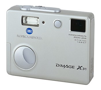 Dimage X31 Digital Camera