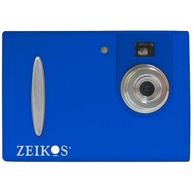 ZE-DC26 Point & Shoot Digital Camera - Blue