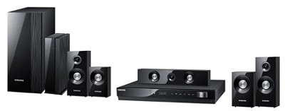 HT-C650W DVD Home Theater System