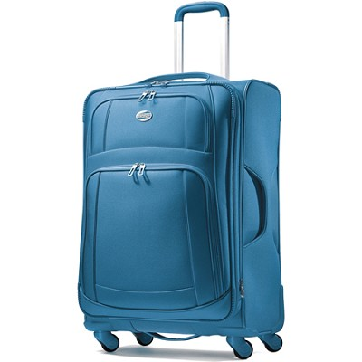 iLite Supreme 25` Inch Spinner Suitcase - Seaport Blue
