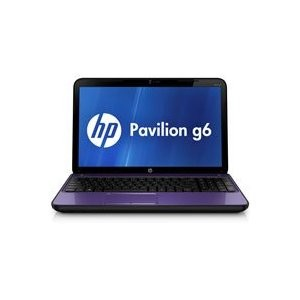 Pavilion 15.6` g6-2033nr Notebook PC - Intel Core i3-2350M Processor