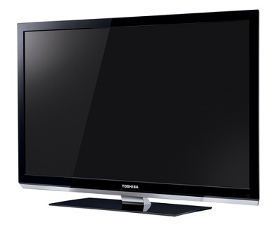 46-Inch 1080p 120 Hz Ultra Thin LED HDTV, Black