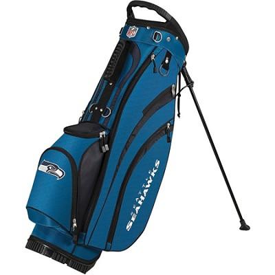 NFL Seattle Seahawks Golf Carry Bag