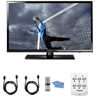 UN40H5003 - 40-Inch Full 1080p HD 60Hz LED TV + Hookup Kit
