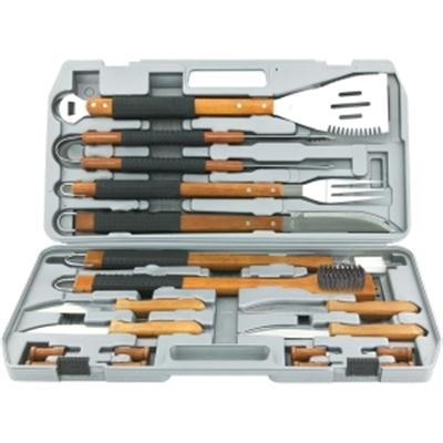 18-Piece Gourmet Stainless Steel Tool Set - 02182X