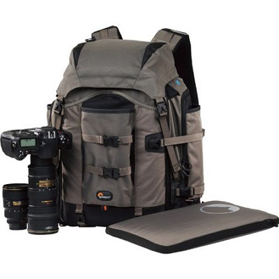 LP36117-PEU - Pro Trekker 300 AW Camera Backpack (Mica/Black)
