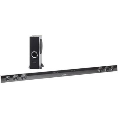 2.1Ch Soundbar 310 Watt Sub Bluetooth for 60`+ TV's - HTSB602