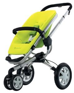 Buzz 3 Wheel Stroller (Sulphur)