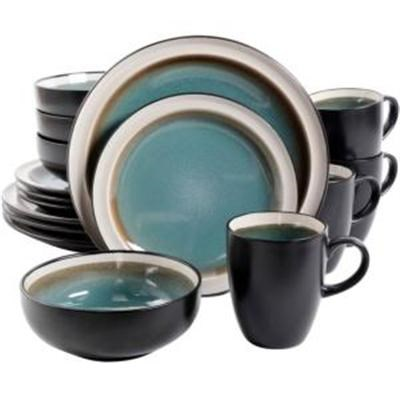 GE Central Ridge DW Blue 16pc