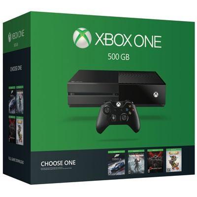 Xbox One 500GB Console  Bndl