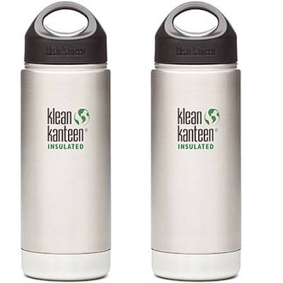 K16VWSSL - 16oz Kanteen Wide Insulated 2 pack