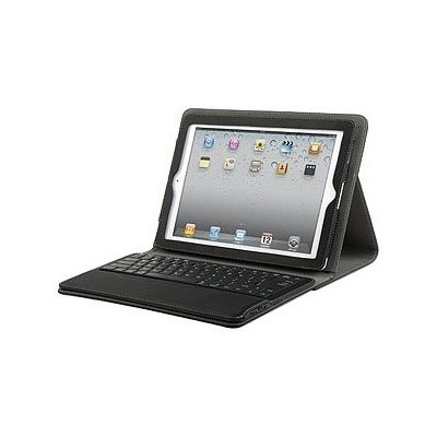 Portfolio with Removable Bluetooth Keyboard for Ipad 2